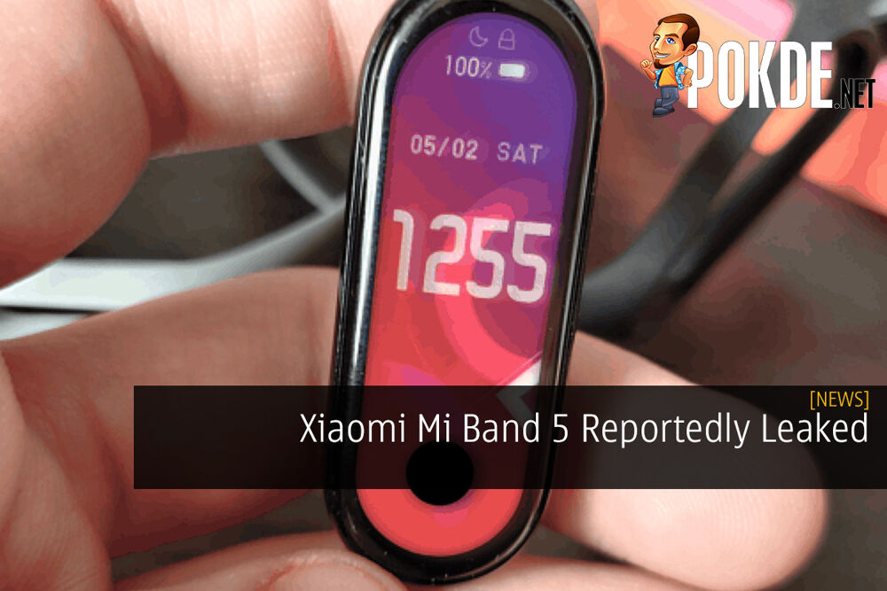 Xiaomi Mi Band 5 Reportedly Leaked 19