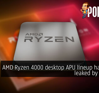 amd ryzen 4000 desktop apu biostar leak cover