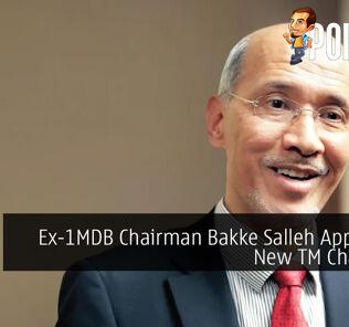 Ex-1MDB Chairman Bakke Salleh Appointed New TM Chairman