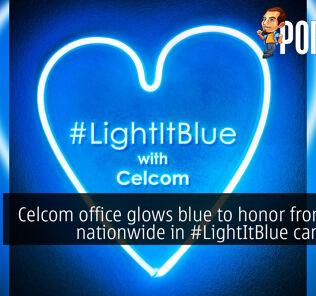 celcom lightitblue