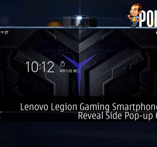 Lenovo Legion Gaming Smartphone Leaks Reveal 144Hz Display and Side Pop-up Camera