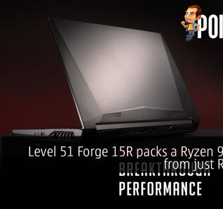 Level 51 Forge 15R packs a Ryzen 9 3950X from just RM6739 24