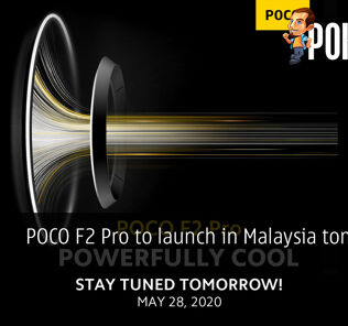 POCO F2 Pro to launch in Malaysia tomorrow 23