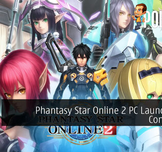 Phantasy Star Online 2 PC Launch Date Confirmed