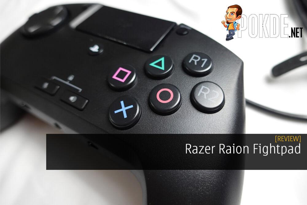 Razer Raion Review - For The FGC Gamepad Enthusiast