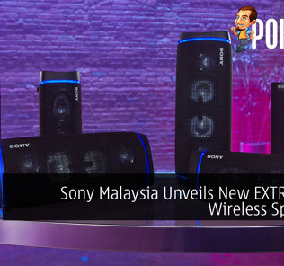 Sony Malaysia Unveils New EXTRA BASS Wireless Speakers with X-Balanced Speaker Units