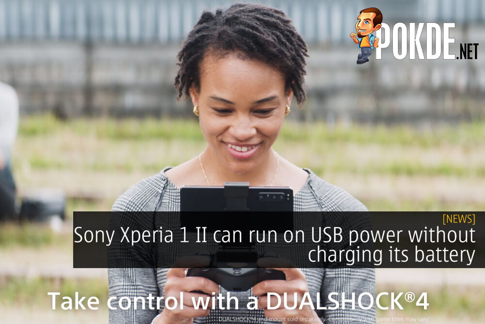sony xperia 1 ii usb power no charge cover
