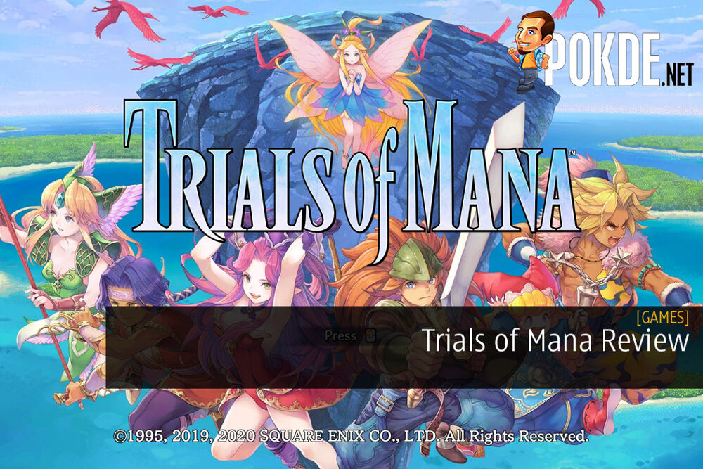 Trials of Mana Review - Simplicity is Good for the Soul