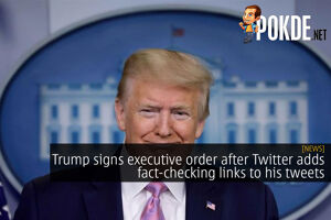 Trump signs executive order after Twitter adds fact-checking links to his tweets 28