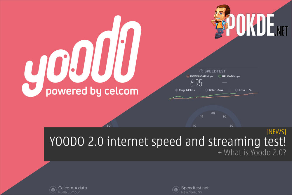 YOODO 2.0 internet speed and streaming test! + What is Yoodo 2.0? 16