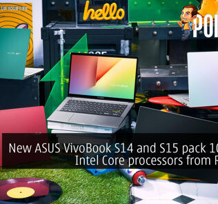 New ASUS VivoBook S14 and S15 pack 10th Gen Intel Core processors from RM3199 22
