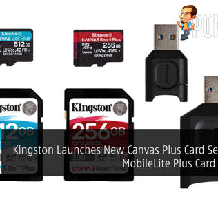 Kingston Launches New Canvas Plus Card Series and MobileLite Plus Card Readers 27