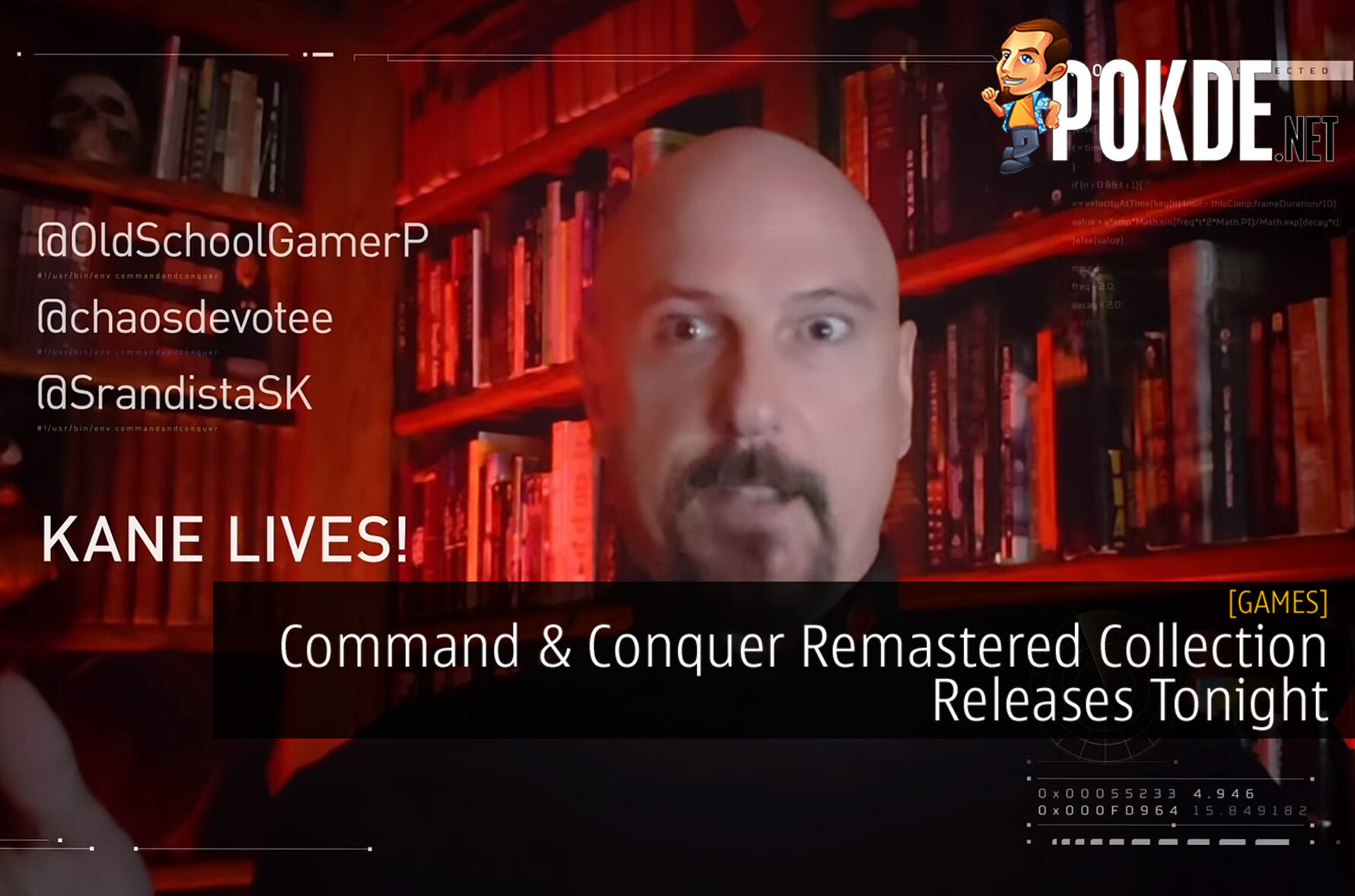Command & Conquer Remastered Collection Releases Tonight 13