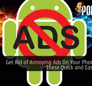 Disable Android Ads