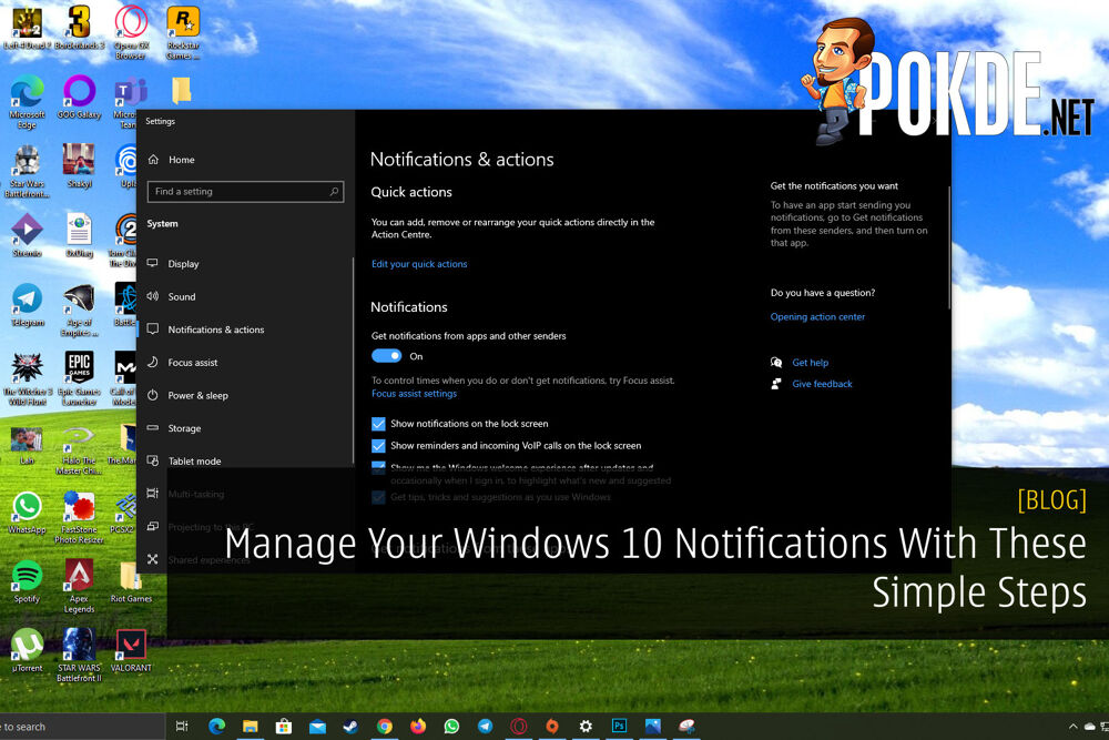 Manage Your Windows 10 Notifications With These Simple Steps 20
