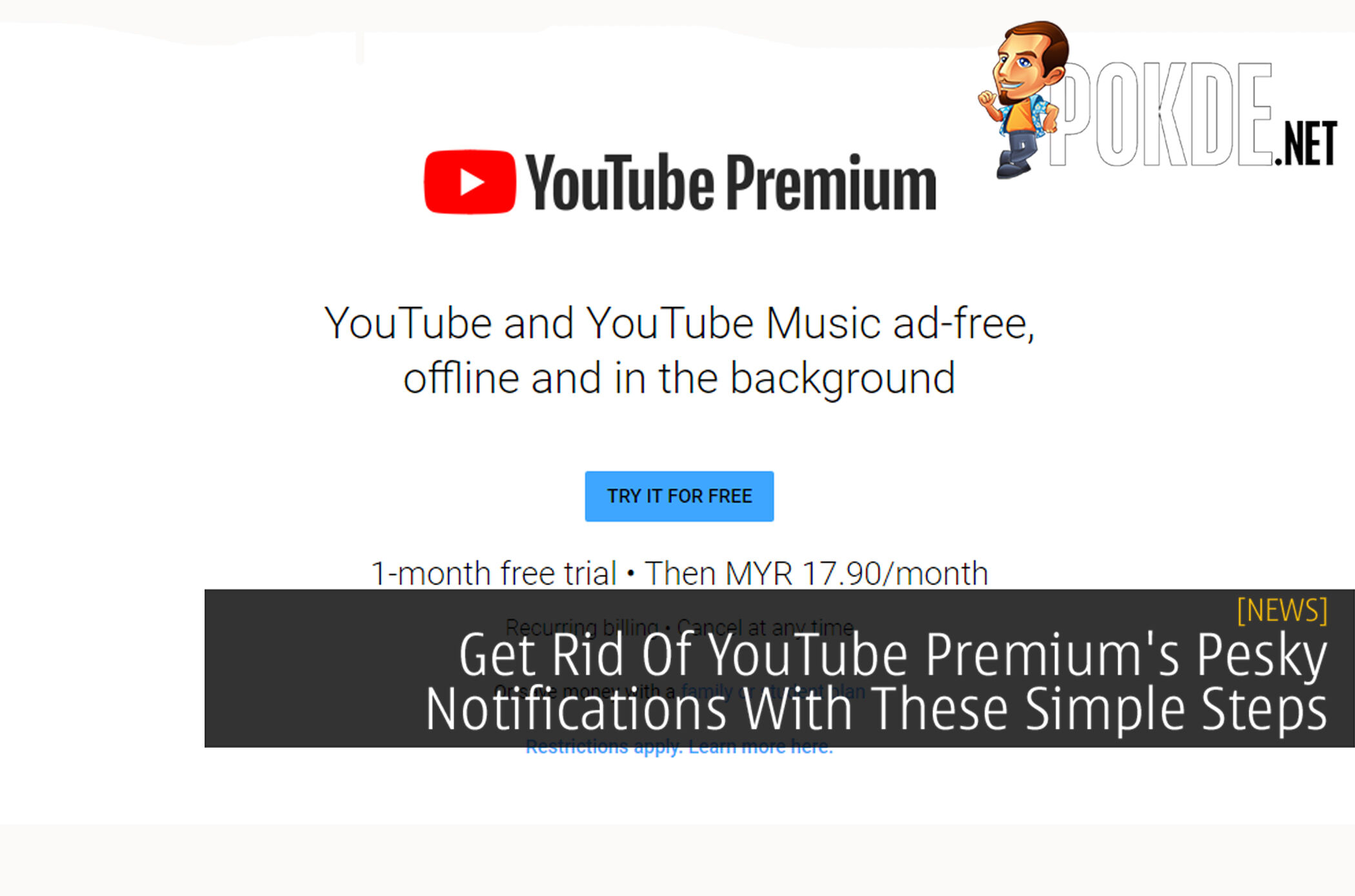 Get Rid Of YouTube Premium's Pesky Notifications With These Simple Steps 2