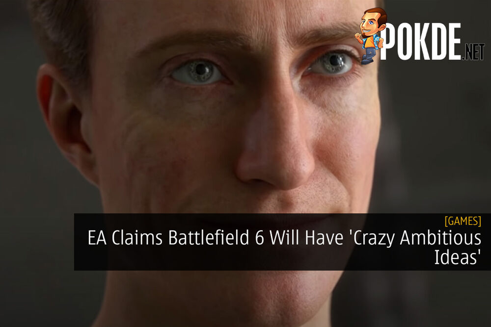 EA Claims Battlefield 6 Will Have 'Crazy Ambitious Ideas' 19