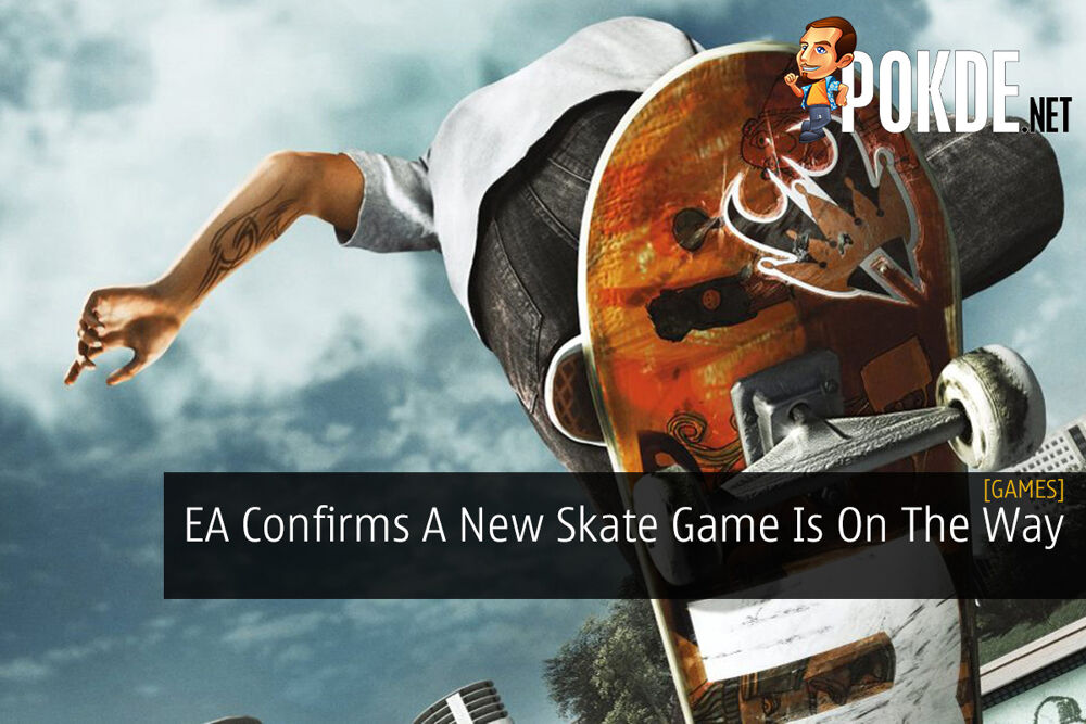 EA Confirms A New Skate Game Is On The Way 20