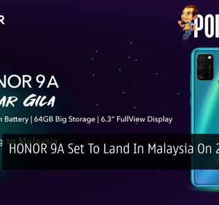 HONOR 9A Set To Land In Malaysia On 23 June 23