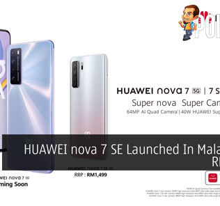 HUAWEI nova 7 SE Launched In Malaysia At RM1,499 25