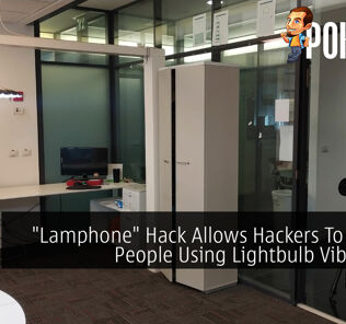 """Lamphone"" Hack Allows Hackers To Spy on People Using Lightbulb Vibrations 25"