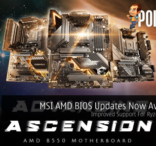 MSI AMD BIOS Updates Now Available — Improved Support For Ryzen XT CPUs! 22