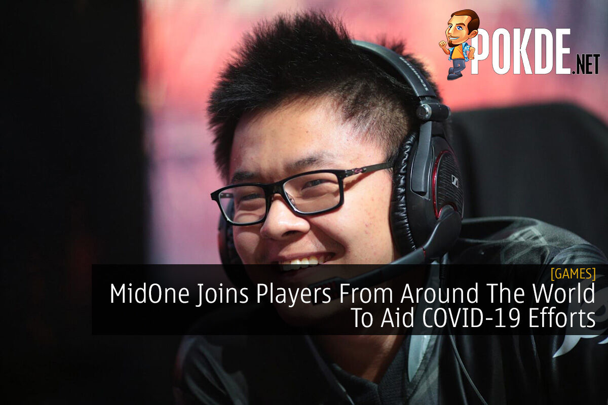 MidOne Joins Players From Around The World To Aid COVID-19 Efforts 9