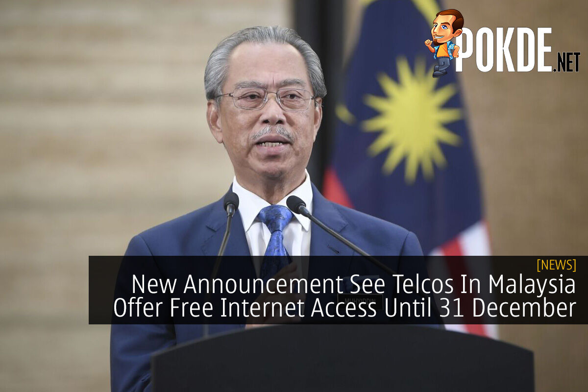 New Announcement See Telcos In Malaysia Offer Free Internet Access Until 31 December 2020 3