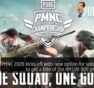 PMNC 2020 kicks off with new option for solo players to get a bite of the RM100 000 prize pool 25