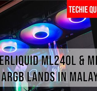 Techie Quickie - Cooler Master launched MasterLiquid 240L and 360L V2 ARGB in Malaysia 25