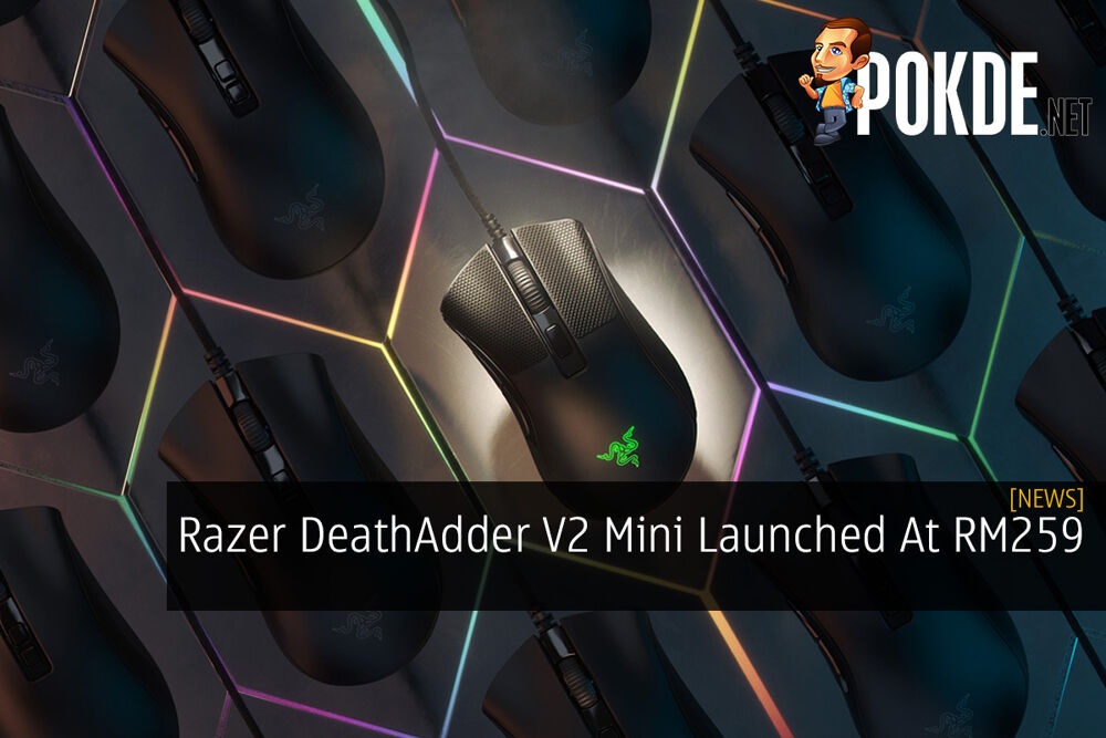 Razer DeathAdder V2 Mini Launched At RM259 19