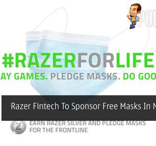 Razer Fintech To Sponsor Free Masks In Malaysia 25