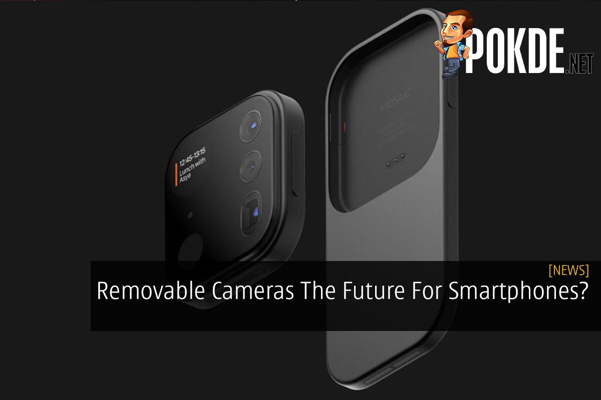 Removable Cameras The Future For Smartphones? 6