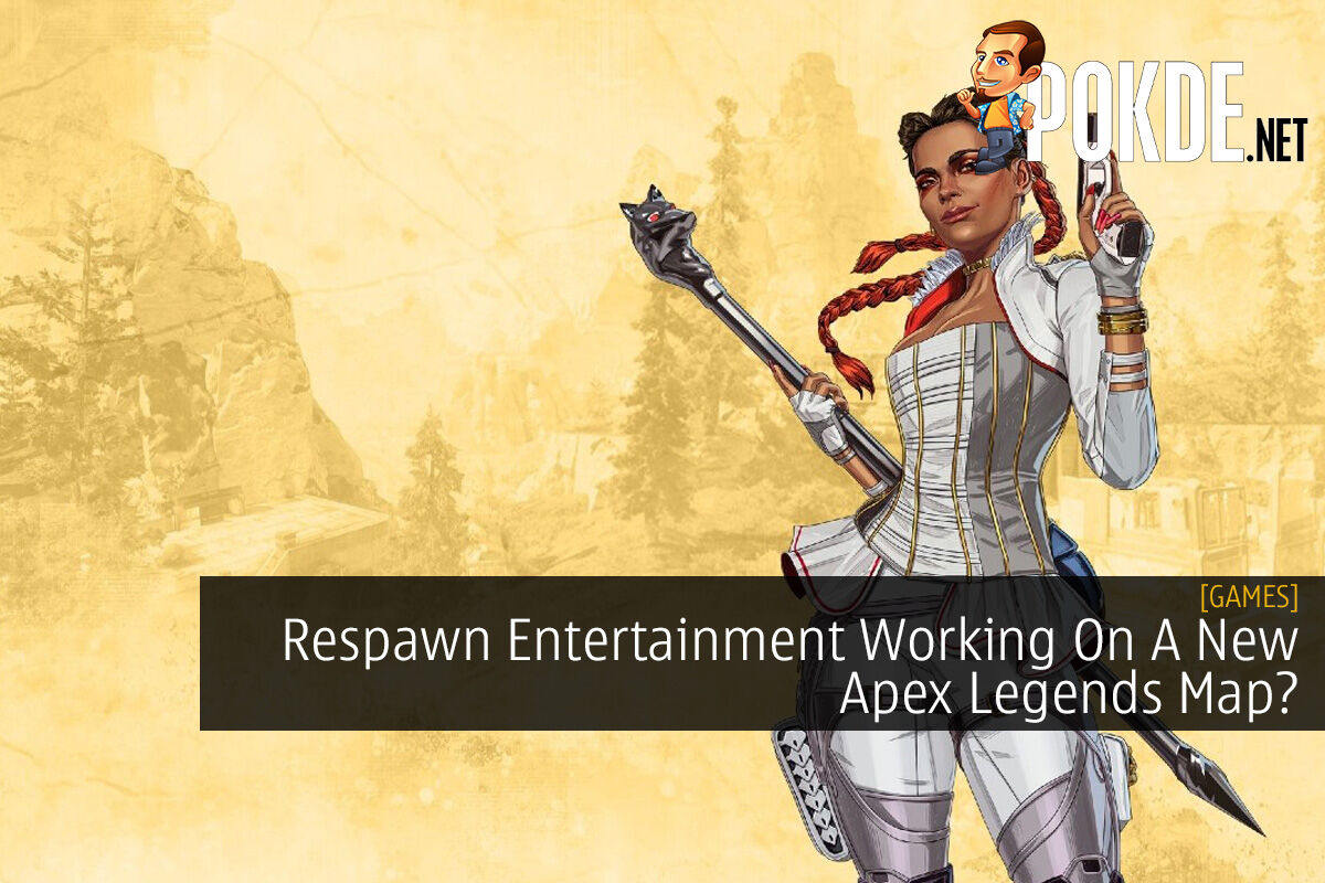 Respawn Entertainment Working On A New Apex Legends Map? 12