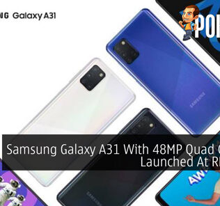 Samsung Galaxy A31 With 48MP Quad Camera Launched At RM1,099 22