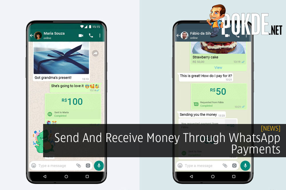 Send And Receive Money Through WhatsApp Payments 17