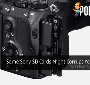 Some Sony SD Cards Might Corrupt Your Files; Here's How To Spot Them 27