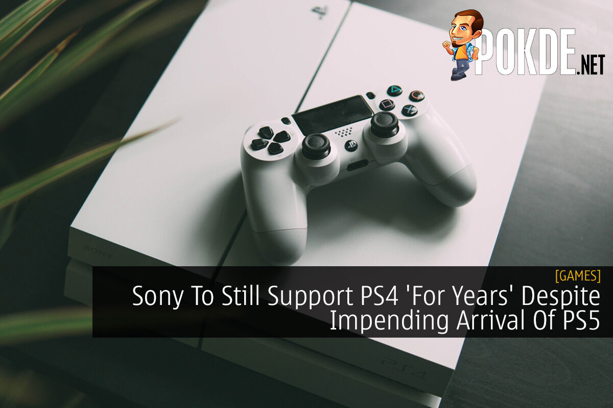 Sony To Still Support PS4 'For Years' Despite Impending Arrival Of PS5 8