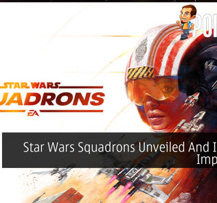 Star Wars Squadrons Unveiled And It Looks Impressive 22
