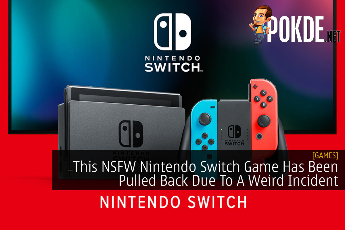 This NSFW Nintendo Switch Game Has Been Pulled Back Due To A Weird Incident 9