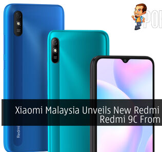 Xiaomi Malaysia Unveils New Redmi 9A And Redmi 9C From RM359 24