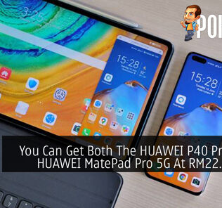 You Can Get Both The HUAWEI P40 Pro+ and HUAWEI MatePad Pro 5G At RM22.73/day 21