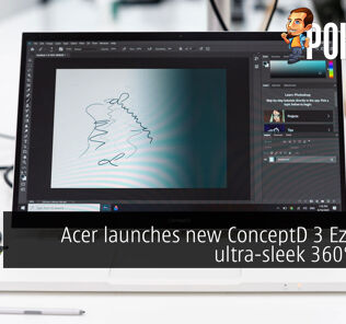 Acer launches new ConceptD 3 Ezel with ultra-sleek 360° hinge 29