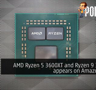 AMD Ryzen 5 3600XT and Ryzen 9 3900XT appears on Amazon Italy 25