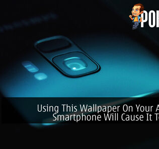 Using This Wallpaper On Your Android Smartphone Will Cause It To Crash