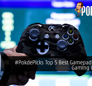 #PokdePicks Top 5 Best Gamepads for PC Gaming in 2020