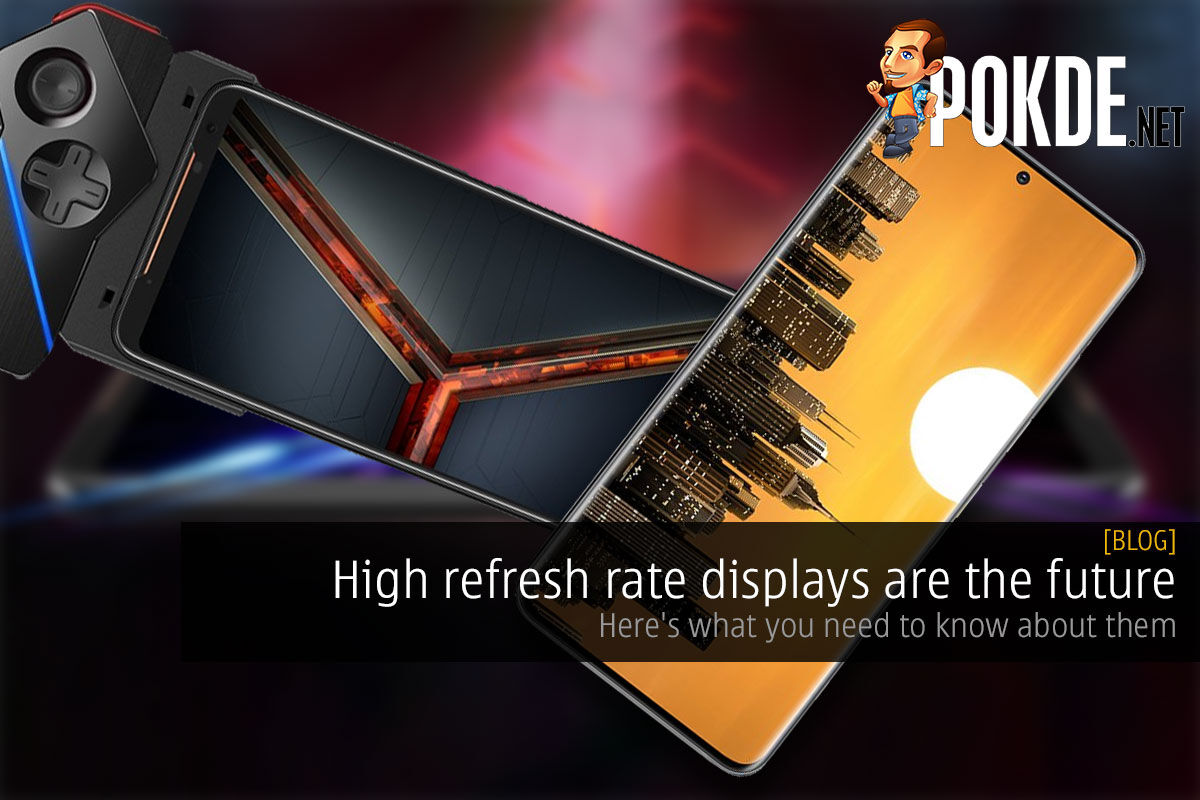 high refresh rate smartphone cover