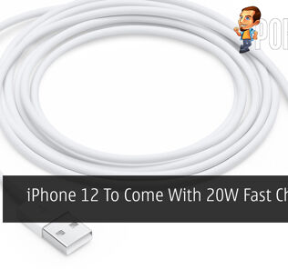 iPhone 12 To Come With 20W Fast Charger? 31