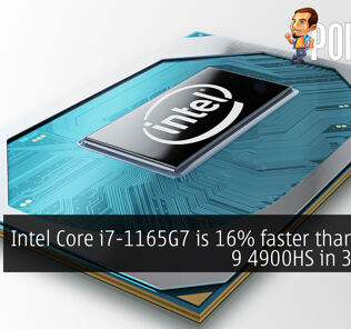intel core i7-1165g7 faster 3dmark cover