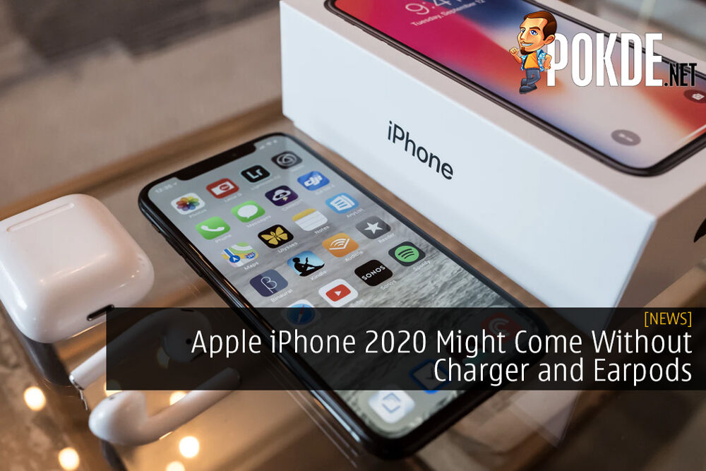Apple iPhone 2020 Might Come Without Charger and Earpods